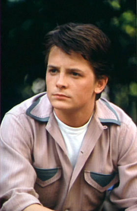 Michael J. Fox - michael-j-fox Photo