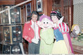 Michael with Snow White - michael-jackson photo