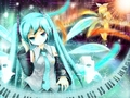 Miku Hatsune Vocaloid Wallpaper - vocaloids wallpaper