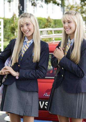 Milly & Becky!!!