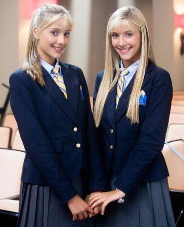 Milly & Becky !!!