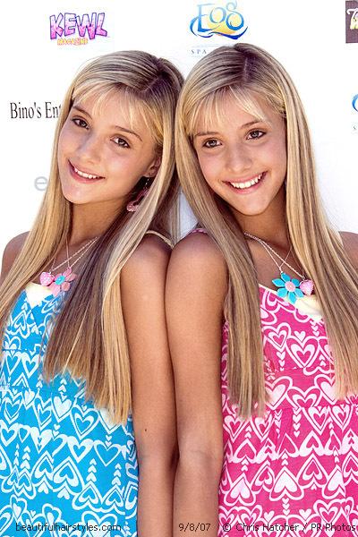 Millie twins bikini