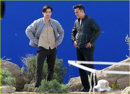 Milo & Adrian on Set Season 4