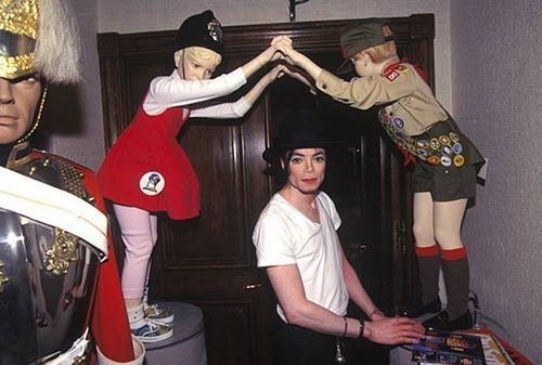 Neverland's rare pictures