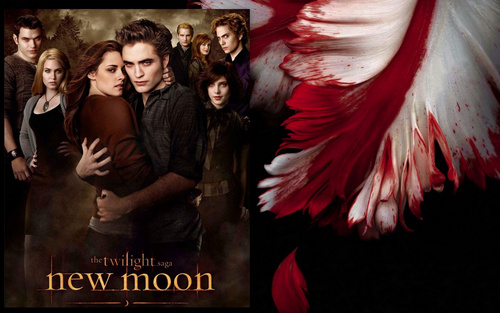 New Moon wallpaper 2