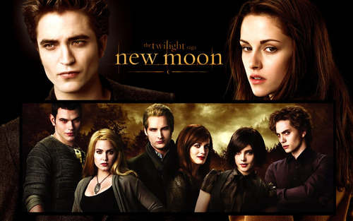 New Moon fondo de pantalla
