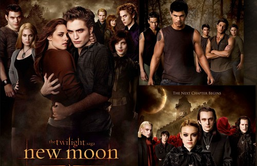 New Moon wallpaper 1