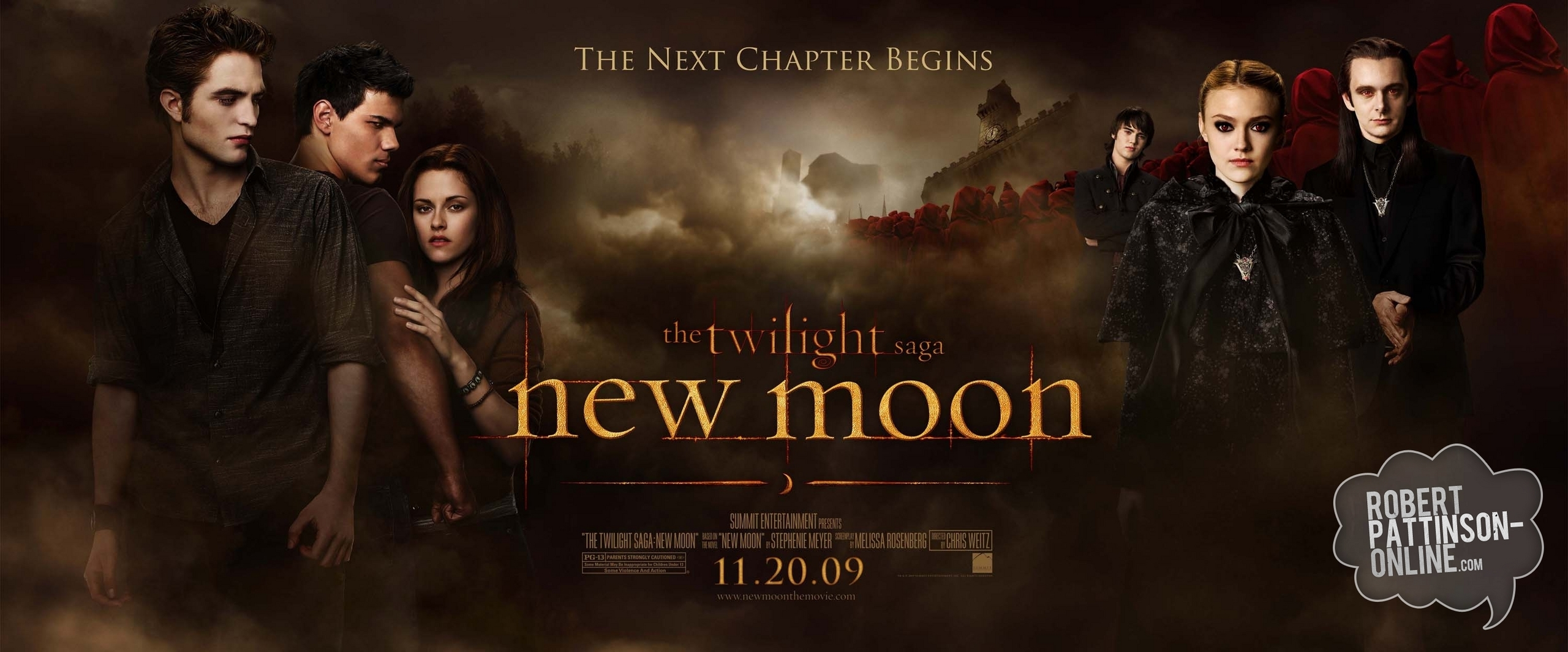 New New Moon Posters! TOTALLY HQ!