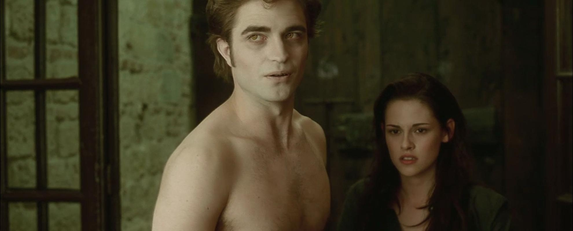 New moon trailer screencaps