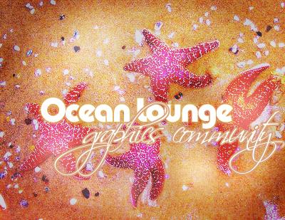 Ocean lounge graphics community