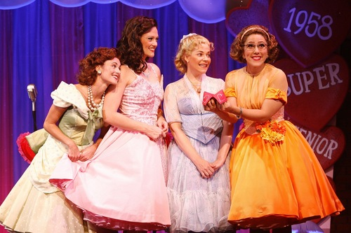 Off Broadway Hit:  The Marvelous Wonderettes!