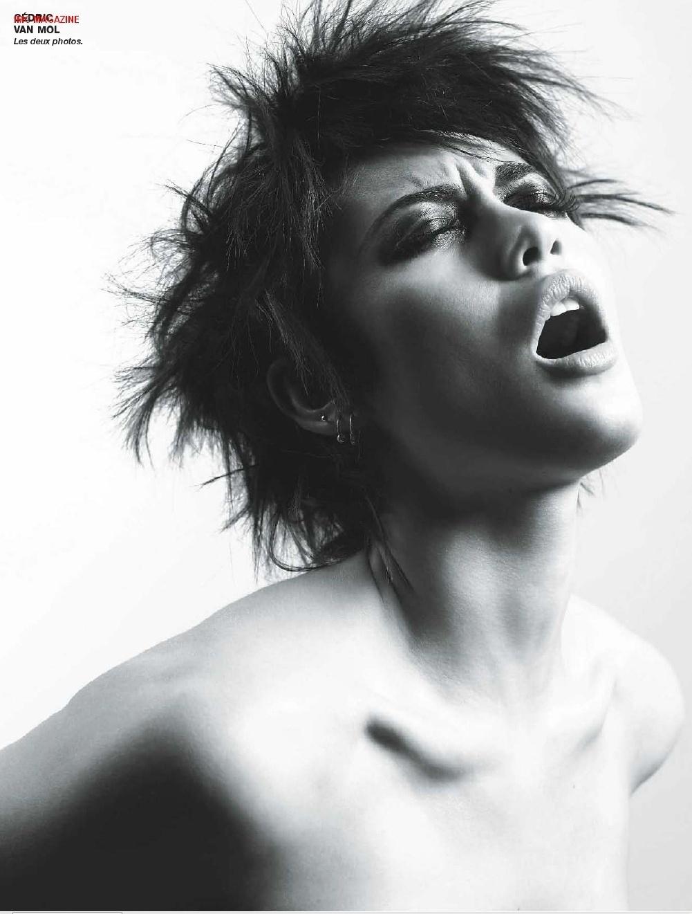 Olga Kurylenko | Cedric Van Mol Photoshoot