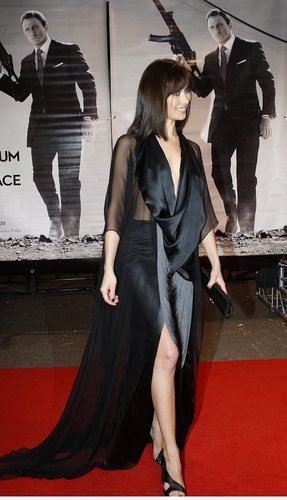 Olga Kurylenko | Norway Quantum of Solace Premiere