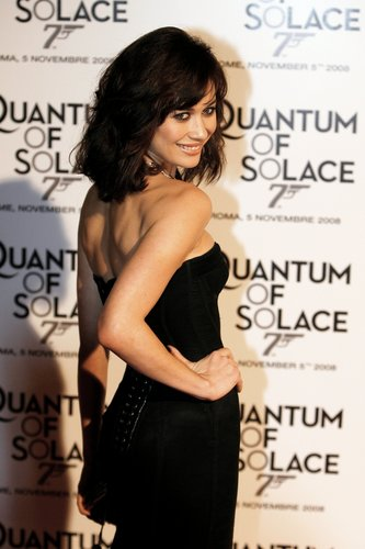 Olga Kurylenko | Quantum of Solace Rome Premiere (HQ)