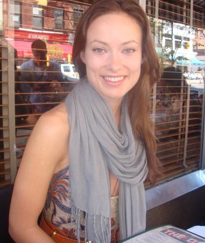 Olivia Wilde in New York [04.27.09]