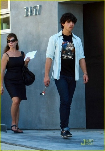 Out in Beverly Hills (Joe) - 9/26