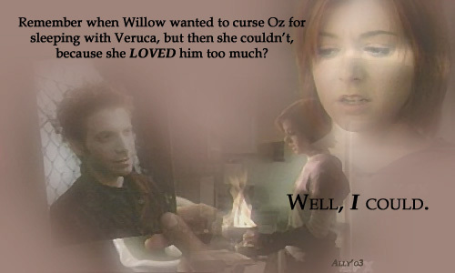 Oz and Willow Remember