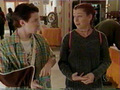 Oz and Willow in school