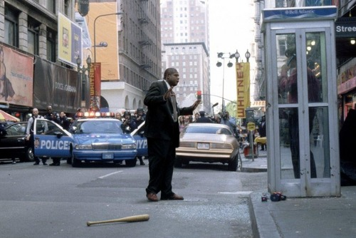 Phone Booth cops