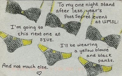 PostSecret - 27 September 2009