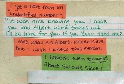 PostSecret - 27 September 2009