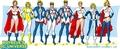 Power Girl costumes