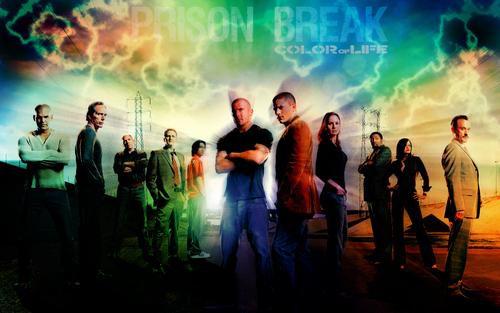 Prison Break fond d'écran