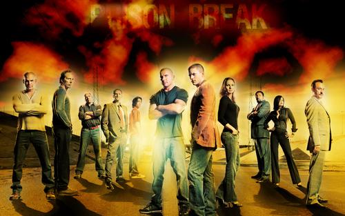 Prison Break Обои