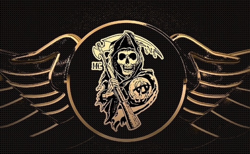 Sons Of Anarchy wallpaper probably with a fire screen entitled Remake