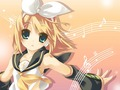 Rin Kagamine Vocaloid Wallpaper - vocaloids wallpaper