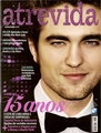 Rob covering Atrevida Mag - twilight-series photo