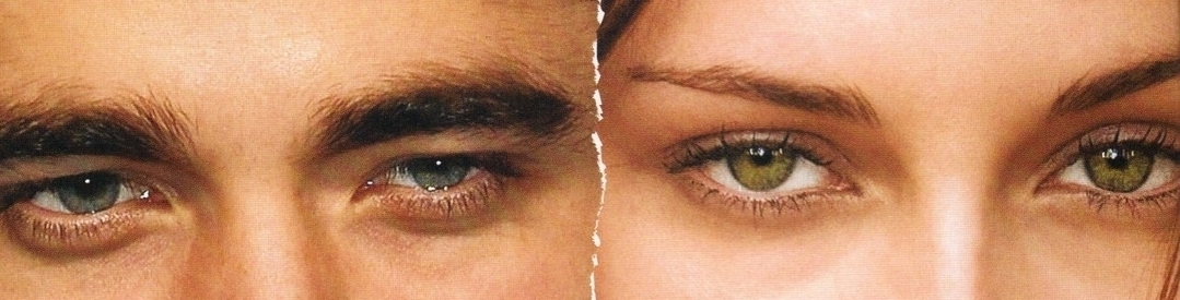 Robsten Eyes (the two Warna are just...waw!!)