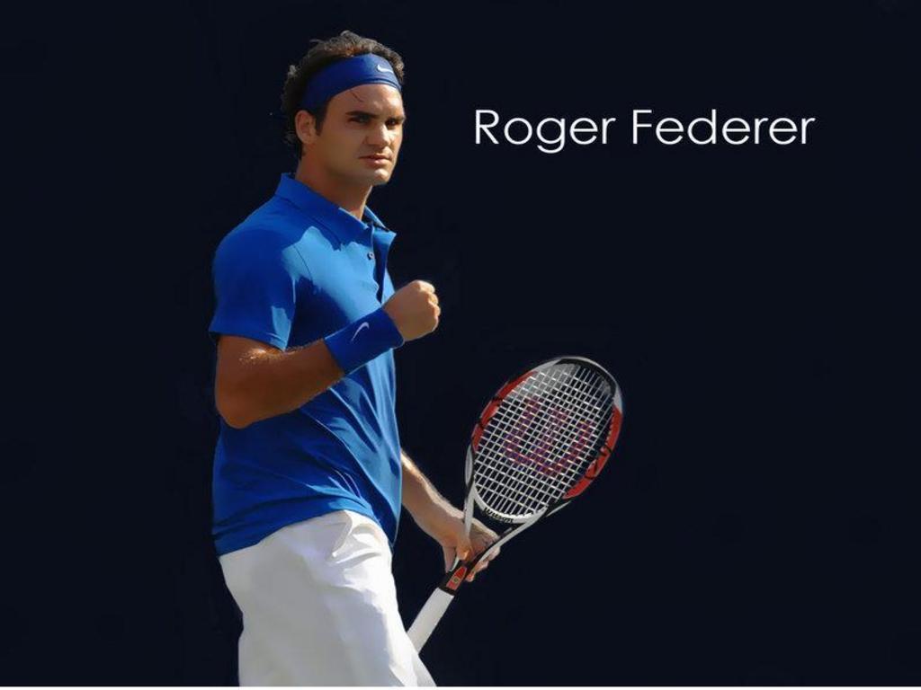 Roger Federer Roger Federer Wallpaper 8301247 Fanpop