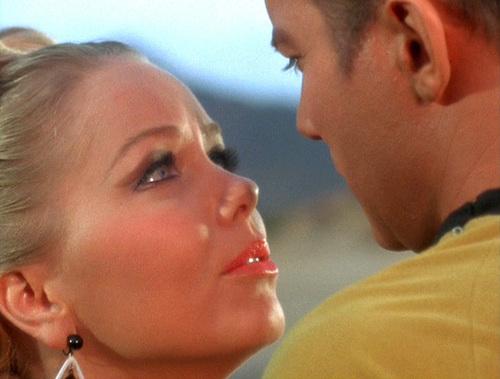 Ruth&Captain Kirk