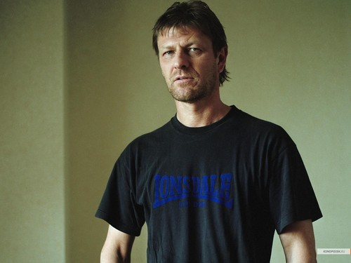 Sean Bean wallpaper with a jersey entitled Sean Bean