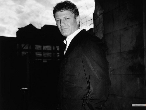 Sean Bean wallpaper containing a business suit, a suit, and a two piece titled Sean Bean
