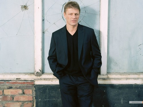 Sean Bean wallpaper containing a business suit, a suit, and a well dressed person called Sean Bean