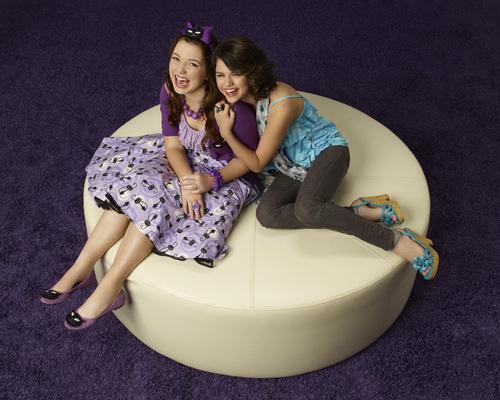 Selena Gomez Season 3 Wizards Photoshoot HQ