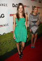 Shailene at Teen Vogue Party