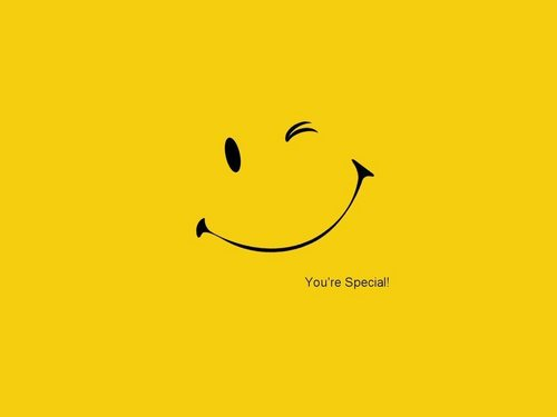 Smile Wallpaper - keep-smiling Wallpaper