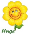Smiley Flower Hugs