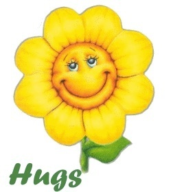 Smiley flor Hugs