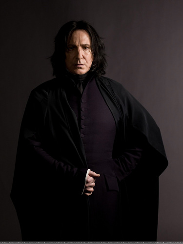 Snape HP photo
