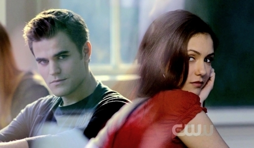 Stefan and Elena Headers