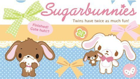 Sugarbunnies wallpaper possibly containing anime called Sugarbunnies Image