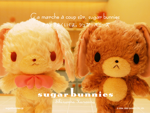 Sugarbunnies Обои