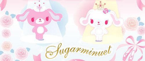 Sugarbunnies wallpaper titled Sugarminuet Image