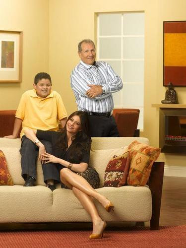 The Delgado-Pritchett Family