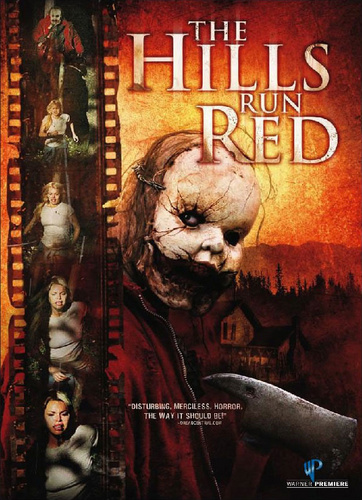 The Hills Run Red (2009) Poster