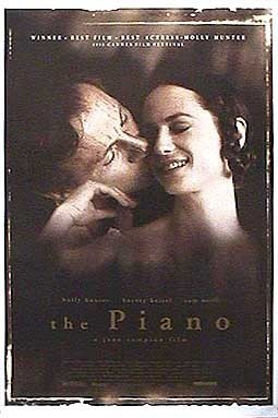 The piano - Movie Poster